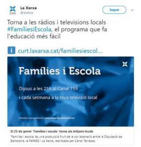 familia i escola